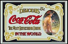 empireposter - Coca Cola - Klassik 2 - Größe