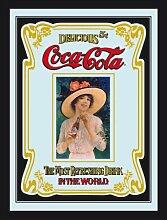 empireposter - Coca Cola - Old ADV - Größe (cm),