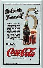 empireposter - Coca Cola  - Refresh Yourself -