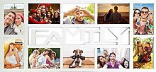 empireposter - Collage Bilderrahmen Family -