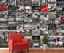 empireposter Creative Collage Cityscene
