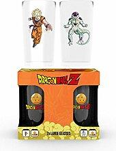 empireposter Dragon Ball Z - Goku vs Frieza -