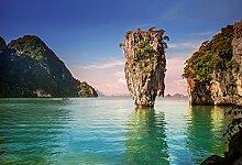 empireposter Foto-Tapete - Bond Island - Größe