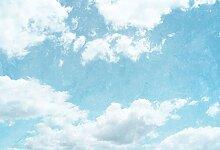empireposter Foto-Tapete - Grunge Sky - Größe