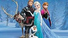 empireposter Frozen - Foto-Tapete Disney