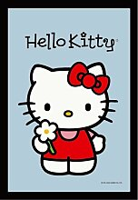 empireposter - Hello Kitty - Blume - Größe (cm),