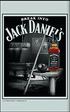 empireposter - Jack Daniels - Billiard - Größe