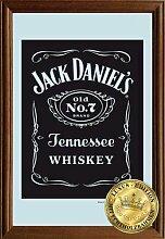 Empireposter - Jack Daniels - Logo - Größe (cm),