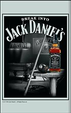 empireposter - Jack Daniels - Pool Billiard -