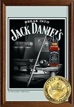 Empireposter - Jack Daniels - Pool Billiard -