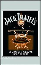 empireposter - Jack Daniels - Tropfen - Größe
