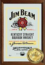 Empireposter - Jim Beam - Whiskey - Größe (cm),