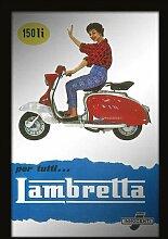 empireposter - Lambretta - 150 li - Größe (cm),