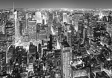 empireposter Midtown New York - Vlies Foto-Tapete