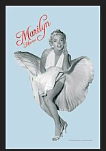 empireposter - Monroe, Marilyn - White Dress -