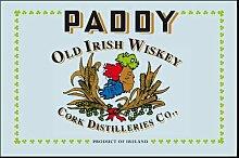 empireposter - Paddy - Old Irish Wiskey - Größe