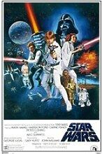 empireposter Poster Star Wars Maxi Poster, Star
