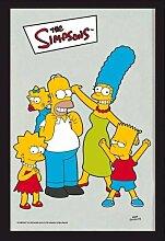 empireposter - Simpsons, The - Family - Größe