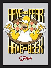 empireposter - Simpsons, The - Homer Have a Beer