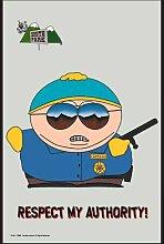 empireposter - South Park - Cartman Police -