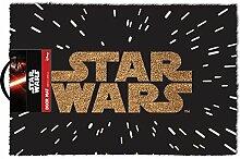 empireposter Star Wars Logo - Fußmatte, Größe: