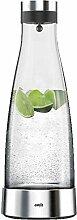 Emsa 515667 Glaskaraffe (mit Kühlelement, 1