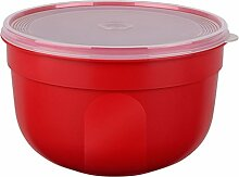 EMSA  SUPERLINE Colours rot Frischhalteschale