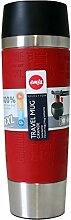 Emsa Travel Mug Isolierbecher Grande Rot 0,5l