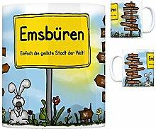 Emsbüren - Einfach die geilste Stadt der Welt