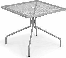 Emu Cambi Gartentisch 90x90 Aluminium (l) 90 X (b)