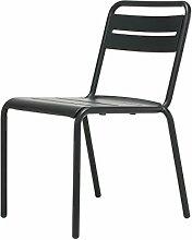 Emu - Star Stuhl - schwarz - Design - Gartenstuhl