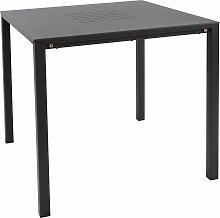 Emu Urban Square Table Tisch Anthrazit 80x80 (l) 80 X (b) 80 X (h) 75 Cm