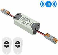 eMylo Smart Wireless Relay-Schalter DC 12V