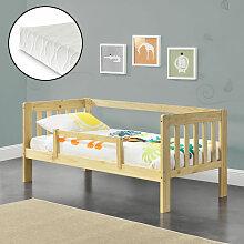 [en.casa] - Kinderbett Selfoss 90x200 cm mit