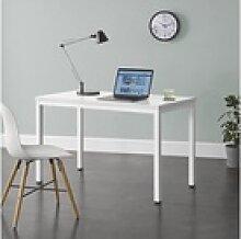 en.casa Schreibtisch, Odense Bürotisch PC