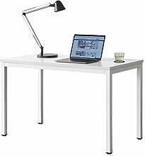 [en.casa] Schreibtisch Odense Weiß