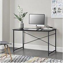 en.casa Schreibtisch, Røros Bürotisch 120x60cm