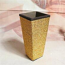 ENCOCO Blumen-Vase mit Blumen-Deko Vase, für