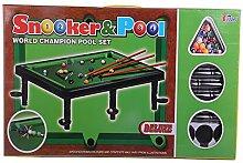 Encoco Mini-Tisch-Pool-Set, tragbar, Petite