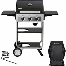 Enders BROOKLYN NEXT 3 - BBQ Gasgrill Bundle mit