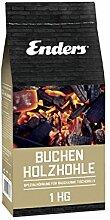 Enders Buchenholzkohle für AURORA Tischgrill