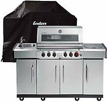 Enders Gasgrill Kansas PRO 4 SIK Profi Turbo - BBQ