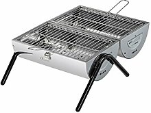 Enders Picknickgrill, Mini-Holzkohlegrill,