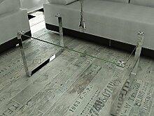 Endo Couchtisch Elia Glas Wohnzimmertisch Tisch