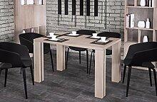 Endo Esstisch Endo Nisa 215 ausziehbar erweiterbar Küchentisch Esszimmertisch Tisch // Sonoma Eiche
