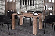Endo Esstisch Endo Nisa 220 ausziehbar erweiterbar Küchentisch Esszimmertisch Tisch // Nussbaum