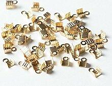 Endteile (Design Verstemmen (4 mm) 50 Stück KC