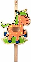 ENENNA Kindergarderobe Pferd - Rubi