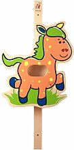 ENENNA Kindergarderobe Pferd