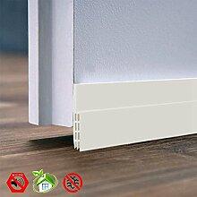 energieeffizient Tür Unter Dichtung, Tür Draft Stopper, Tür-Stopper & Schallisolierung Tür Wetter Abisolieren (124,5cm)
